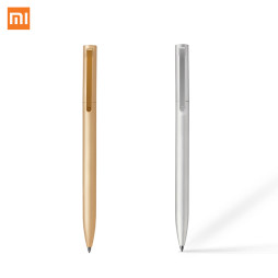 Original-Xiaomi-All-Metal-Mijia-Sign-Pen-2-MI-Pen-0-5mm-Signing-Pen-PREMEC-Smooth